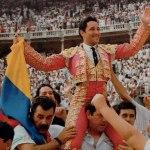 Sanfermines 1993:César Rincón a hombros
