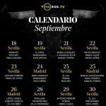 Todos los festejos de las próximas ferias de Madrid y Sevilla por Canal Toros – Plaza Toros TV