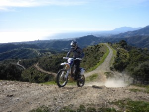 Trail Riding in Spain
