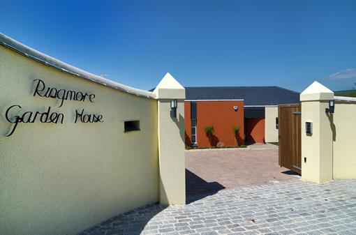Ringmore garden house