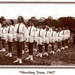 Torquay Primary marching team