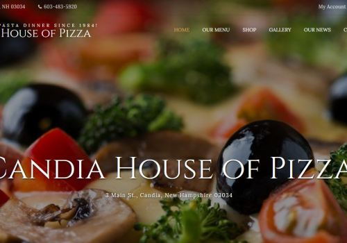 Candia House Of Pizza