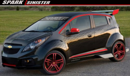The Chevy Spark Sinister Concept Torque News