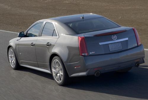 Cadillac Cts V Sedan 2012 Torque News