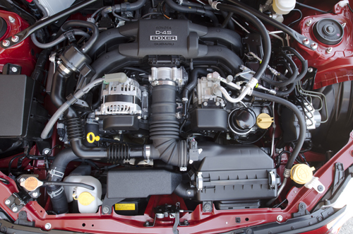 2013 Scion FR S Engine Torque News