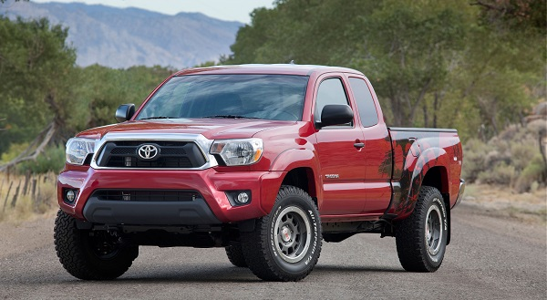 Can The Toyota Tacoma Survive The 2015 Chevy Colorado And