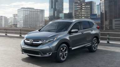 5 Reasons Why New Honda CR-V Should Be At The Top Of Your Shopping List