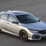 First Look At 2020 Honda Civic Hatchback Pricing And Model Change Details Torque News