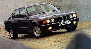 1987 BMW 740i E32  060mph, 0100mph & 14 mile