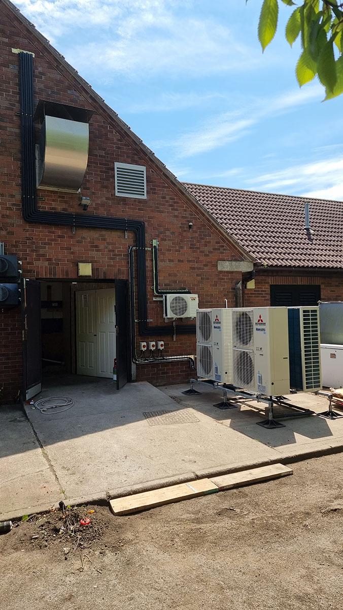 Wilton Fields Air Conditioning
