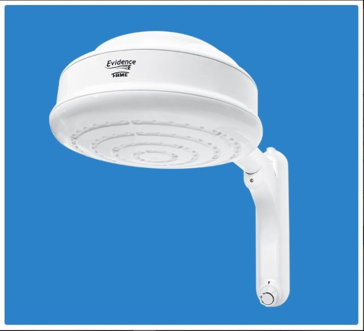 Fame Evidence instant shower with electronic temperature control