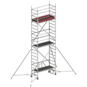 Torre móvil Zifa de 5 metros de altura