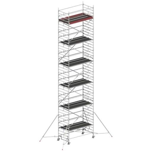 Torre móvil UniAncho de 11 metros de altura