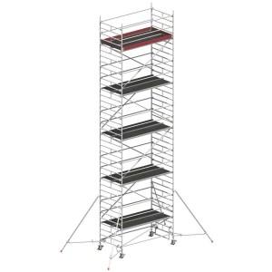 Torre móvil UniAncho de 9 metros de altura