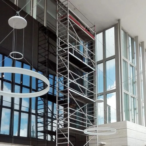 Torre móvil UniEstándar
