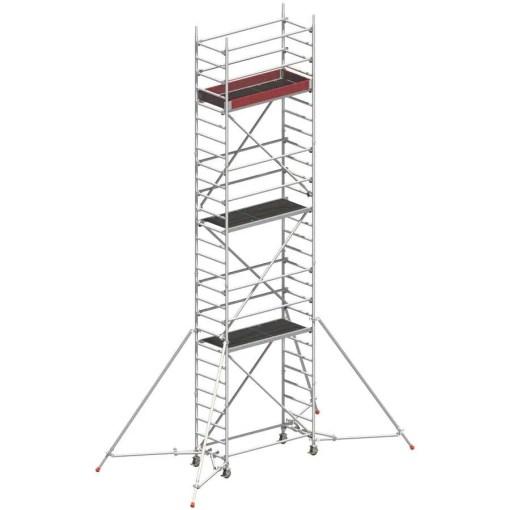 Torre móvil UniLigero de 6 metros de altura