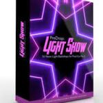 Pixel film studios prodrop light show for fcpx icon