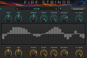 DAG Alliance Fire Strings