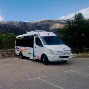 alquilar alquiler alquiliar miniautobus microbus miniautocar