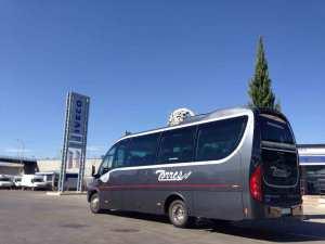 nuevo minibs vip de 25 plazas mas el conductor