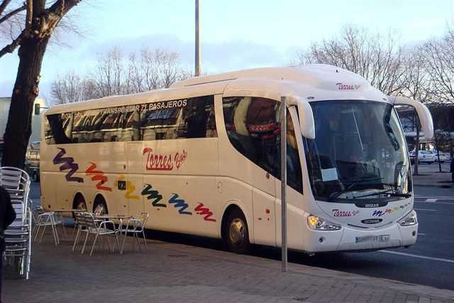 Location de bus avec chauffeur à Madrid pour célibataire