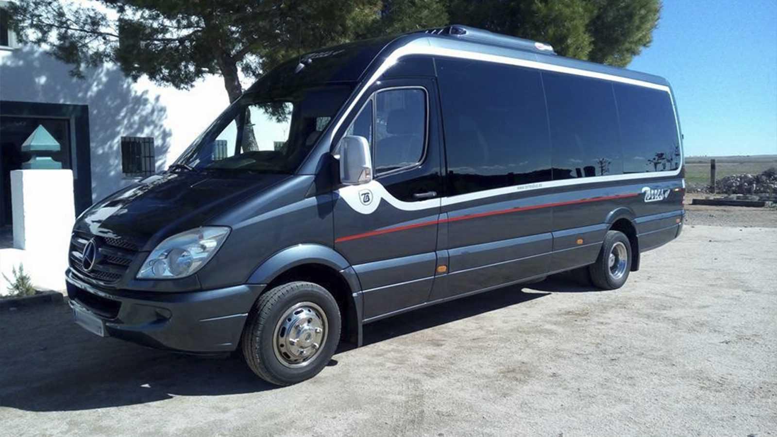 benz new sprinter minibus transcom rental tt mercedes