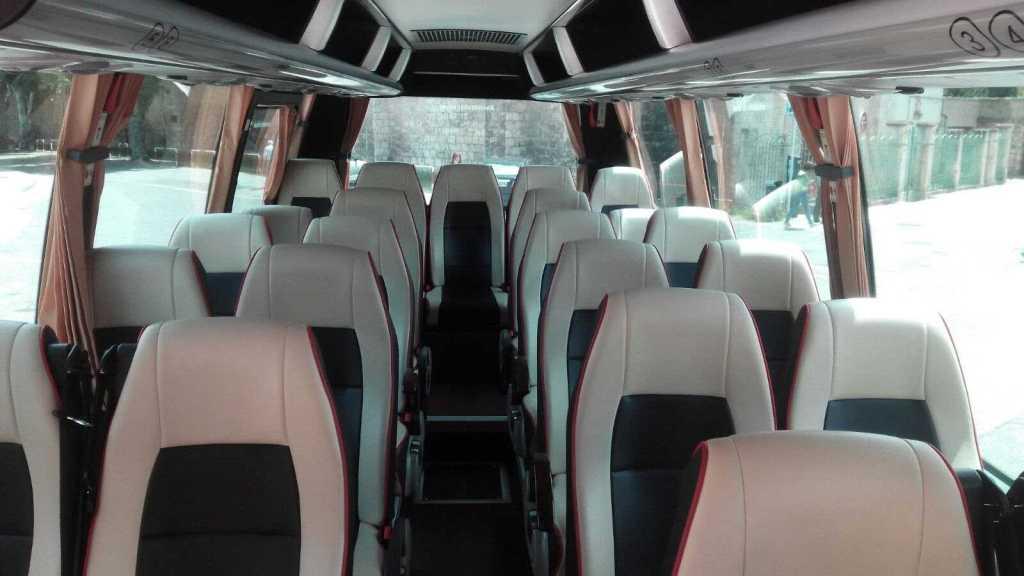 assentos Minibus 30 assentos
