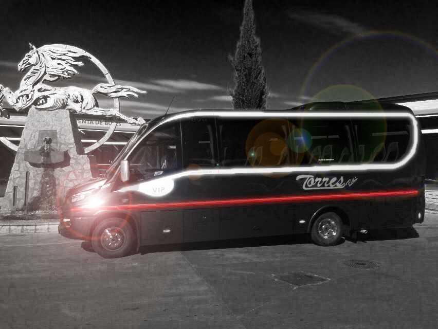 Prix de la location de bus 30: combien cela coûte-t-il - minibus de luxe