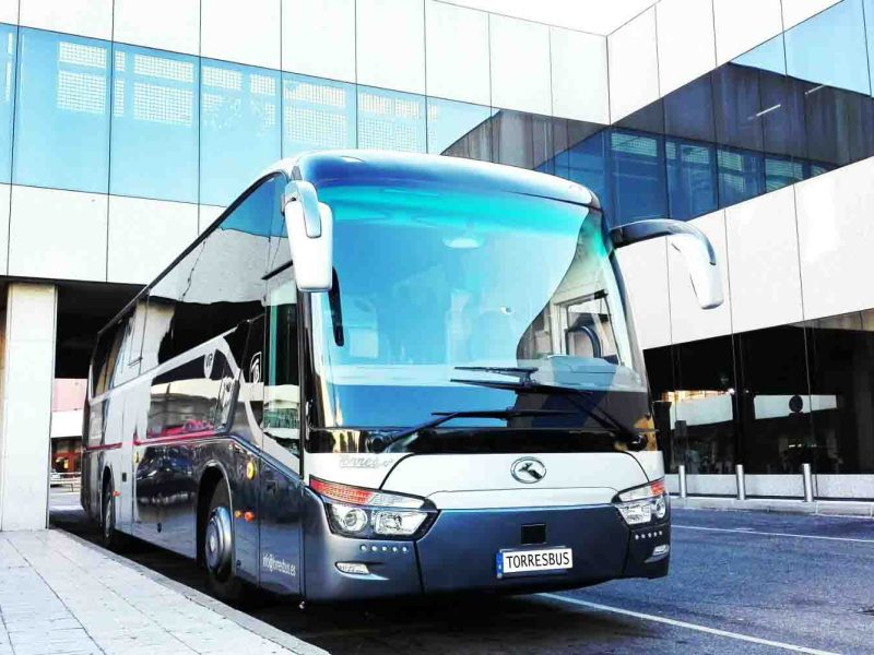 54 VIP PARKING BUS RENTAL