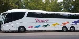 autocar 70 plazas en madrid empresa