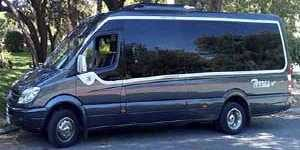 minibus vip executives 16 seats vip madrid rent