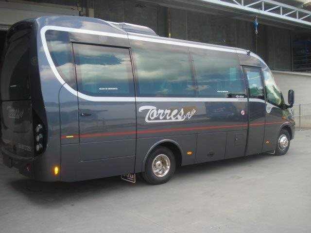 servicios miniautobus - autobus - autocar sin conductor