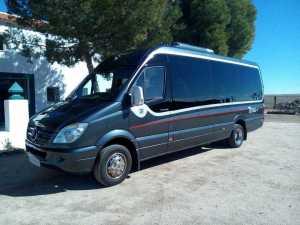 vip microbus rental luxury business trip excursions