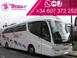 è possibile noleggiare un autobus senza conducente in Madird