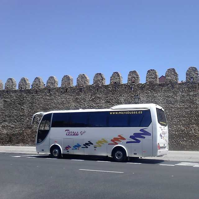 alquiler autobus 35 plazas madrid turista