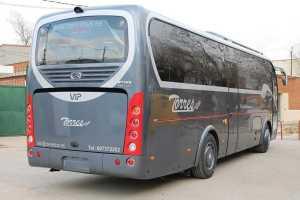 autobus vip disco en madrid