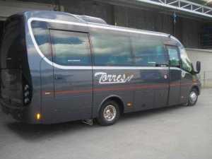 microbus renta madrid embajadores enbajadores