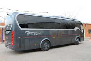 miniautobuses lujo madrid vip cena despedida excursiones visitas guiadas panoramicas