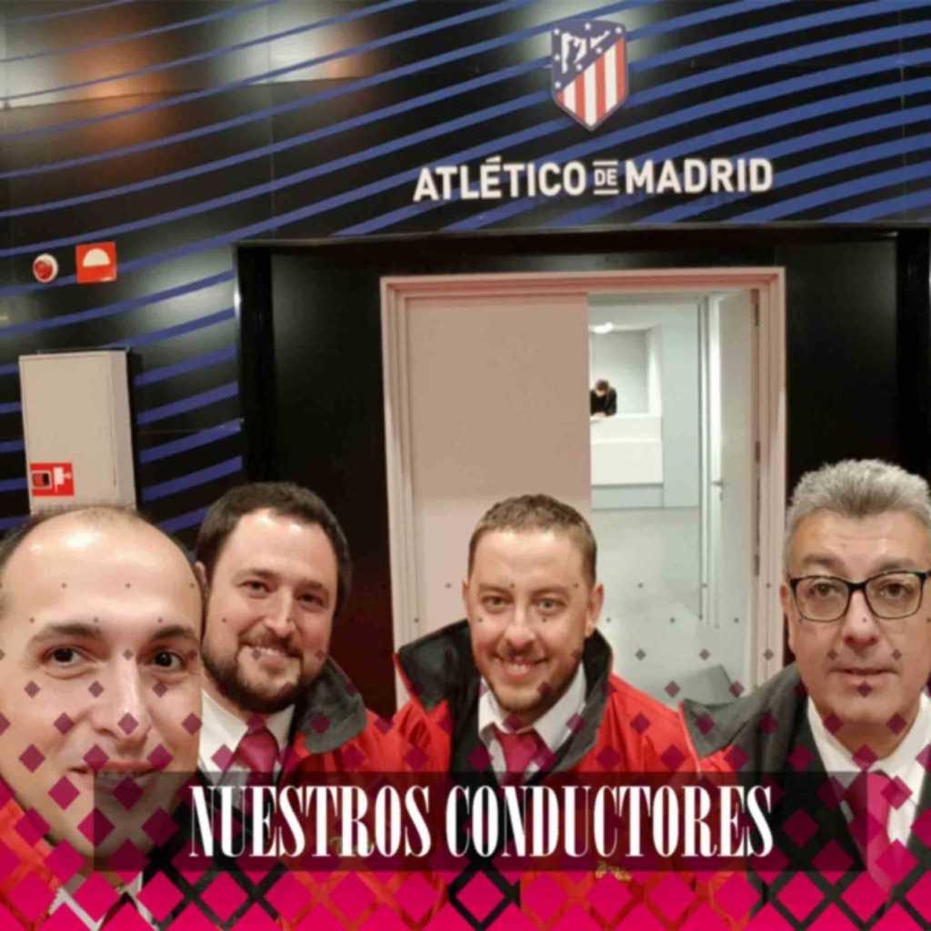 شركة تأجير الحافلات مدريد
