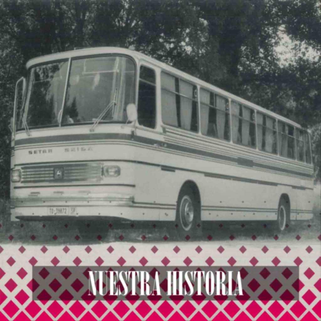 تاريخ استئجار حافلة torresbus
