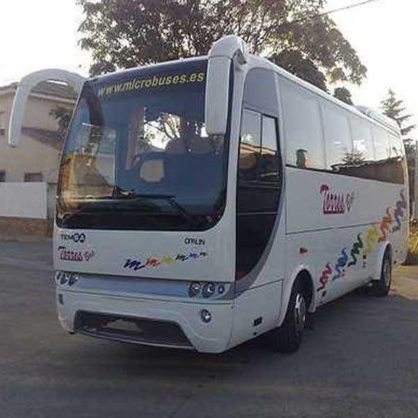 Sièges microbus 35
