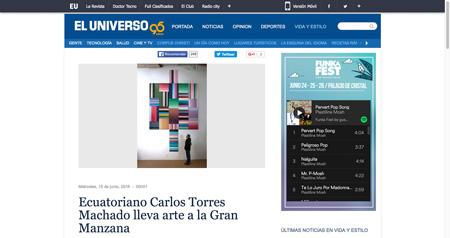 Carlos-Torres-Machado,-El-Universo-newspaper-article,-June-2016