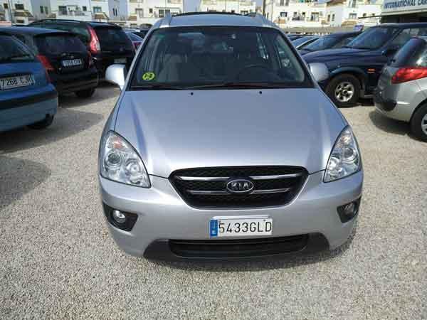 Kia Carens 2.0 CRDI 2009