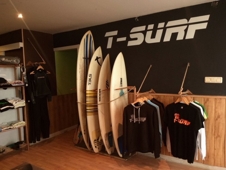 NEW T-SURF