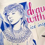 DRAW WITH ME Iceland