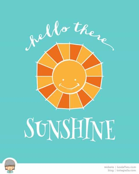 LTieu-Hello-There-Sunshine