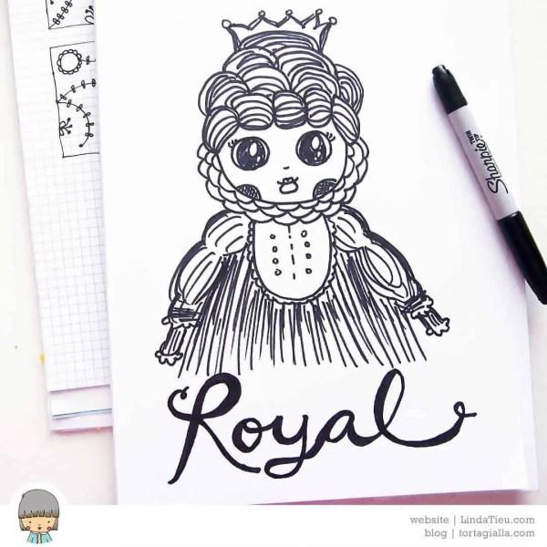 7 LTieu royal