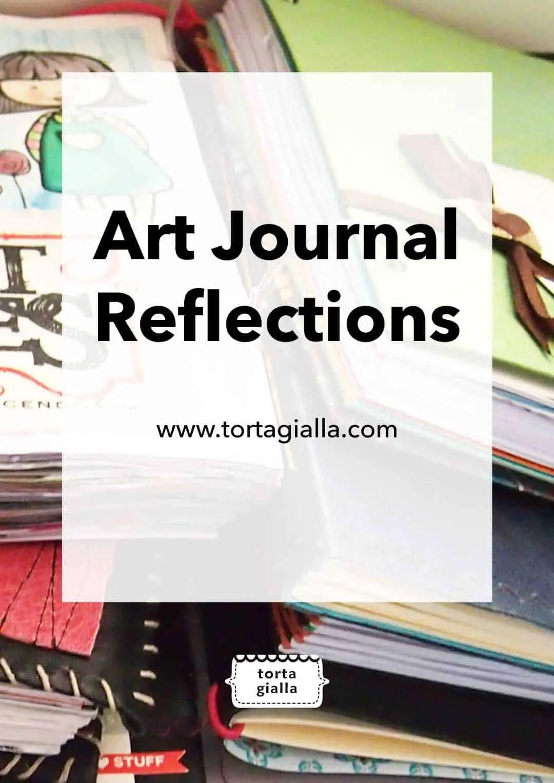 art journal reflections