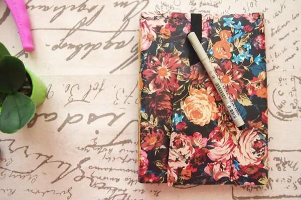 handmade leather bullet journal 05