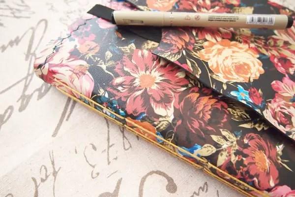 handmade leather bullet journal 06